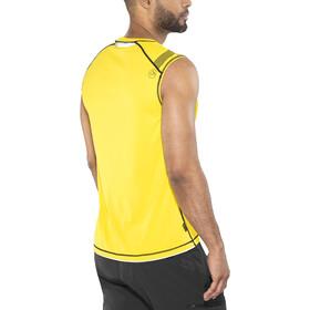 La Sportiva Rocket Débardeur Homme, yellow/carbon